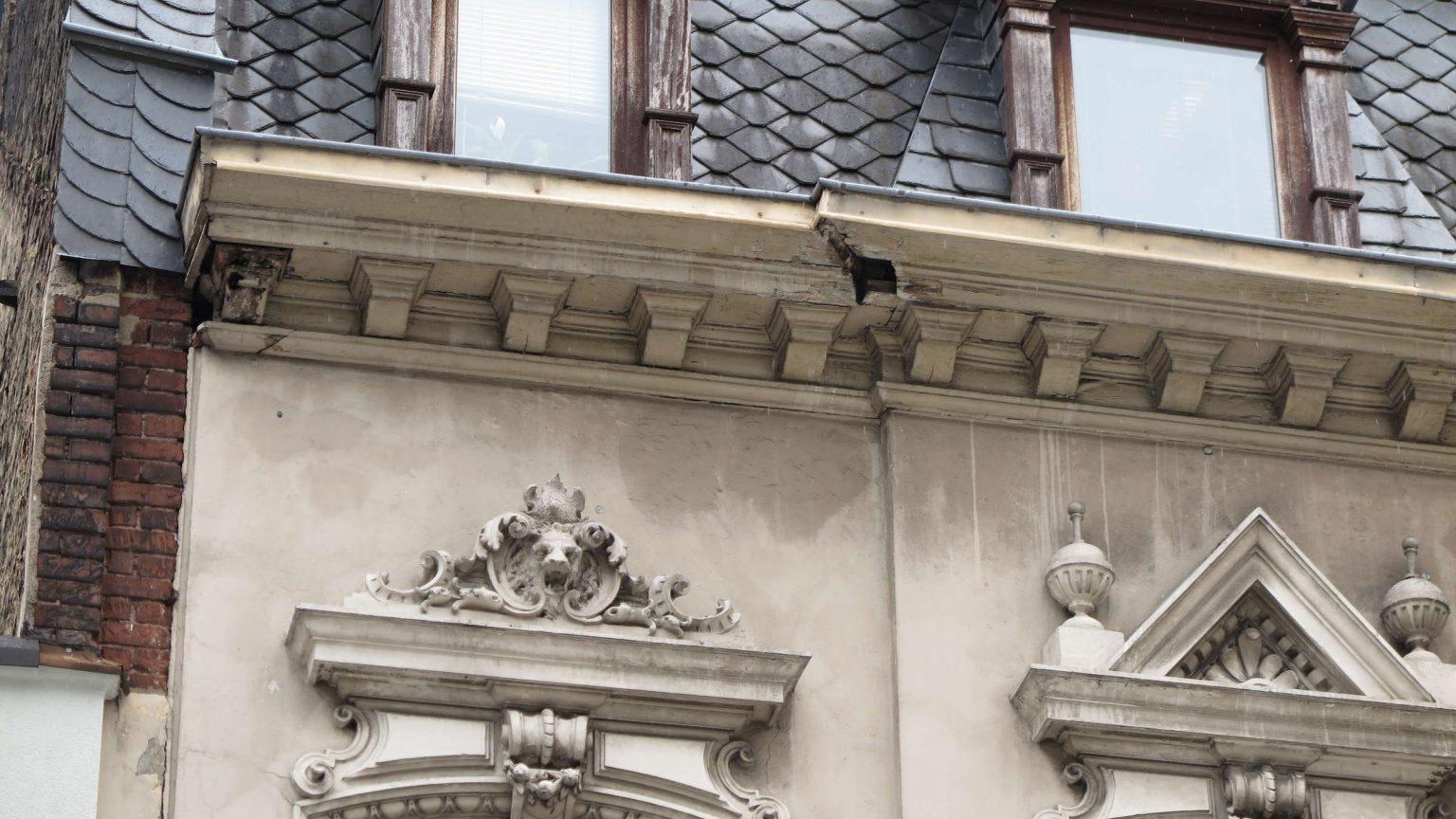 Architekt Koeln Denkmalschutz Fassade