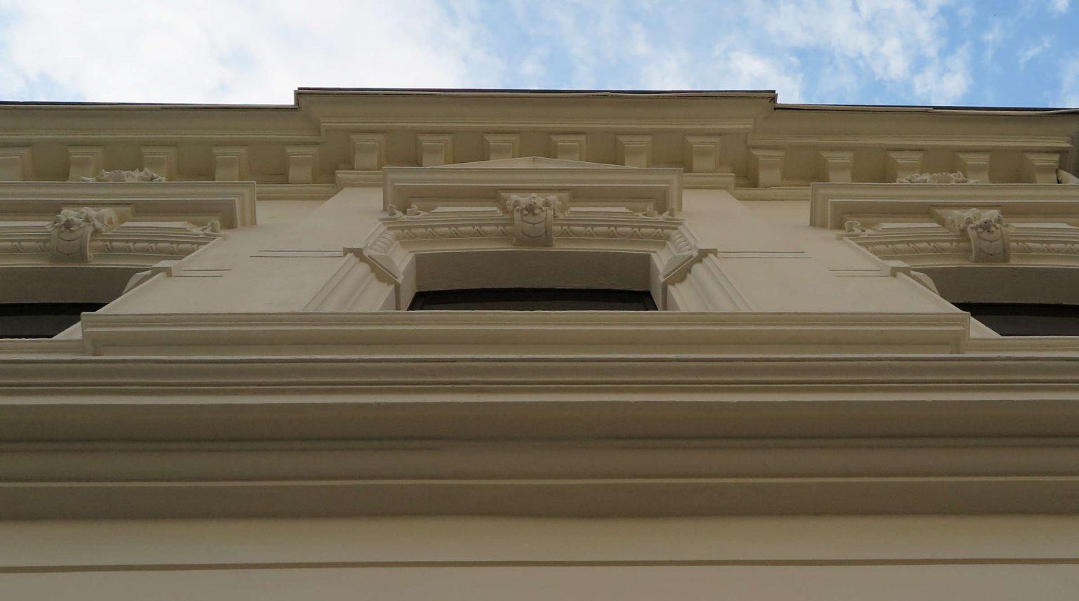 Architekt Koeln Denkmalschutz Fassadensanierung