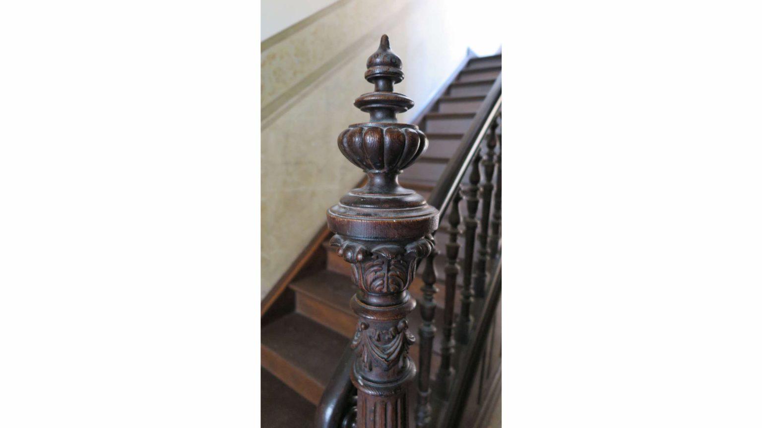 Architekt Koeln Denkmalschutz Treppe