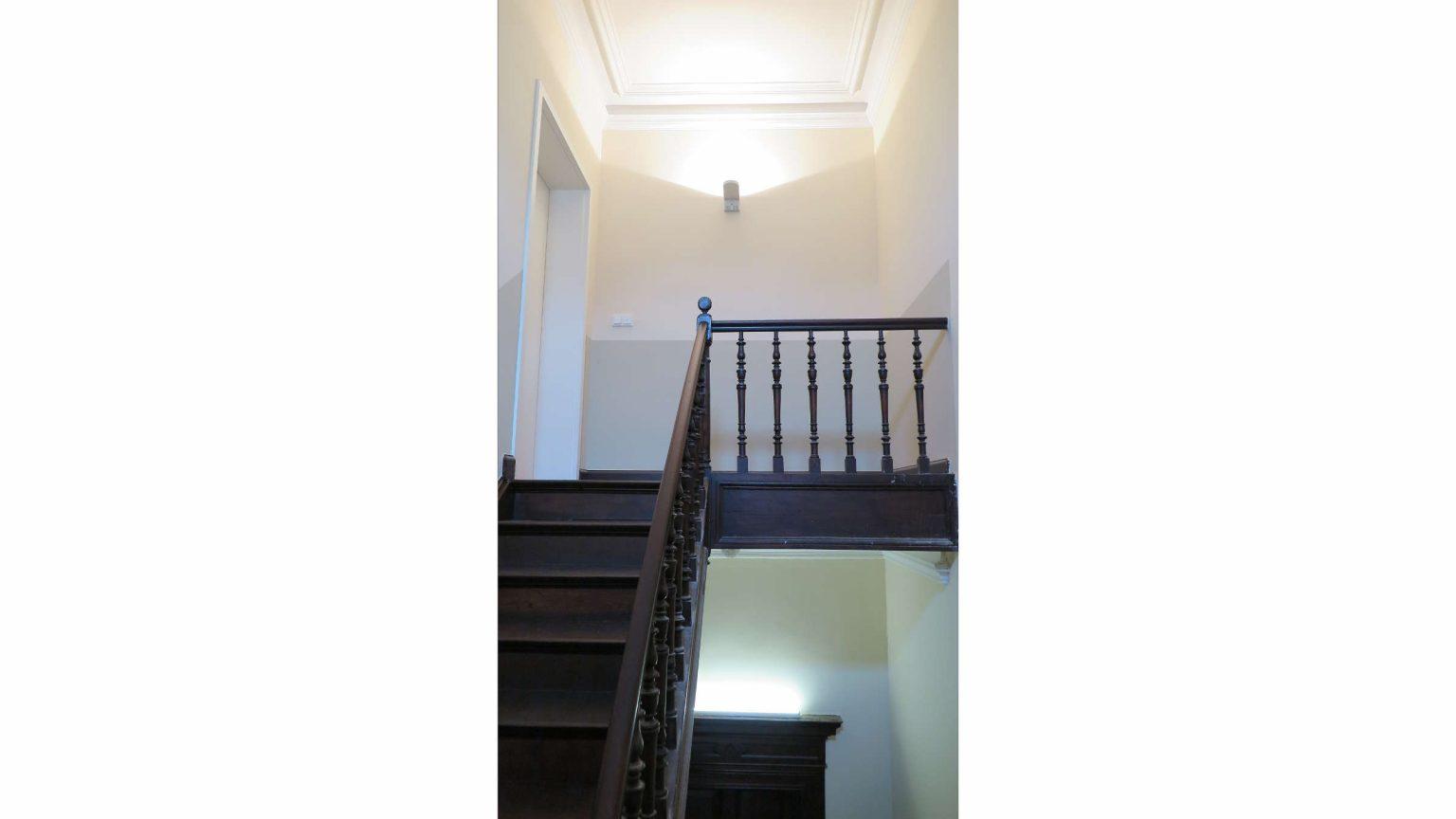 Architekt Koeln Denkmalschutz Treppengeländer