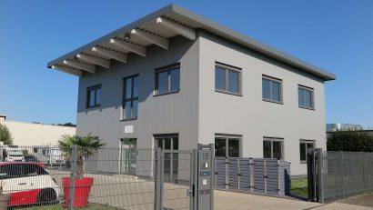 Architekt Koeln Gewerbebau Büro