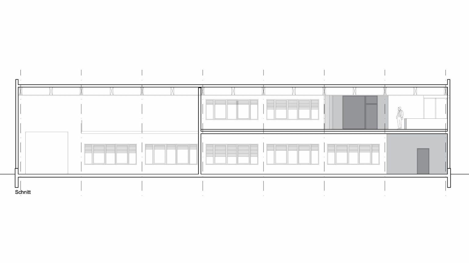 Architekt Koeln Industriebau Bürobau