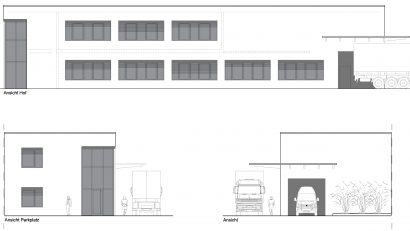 Architekt Koeln Industriebau Gewerbehalle
