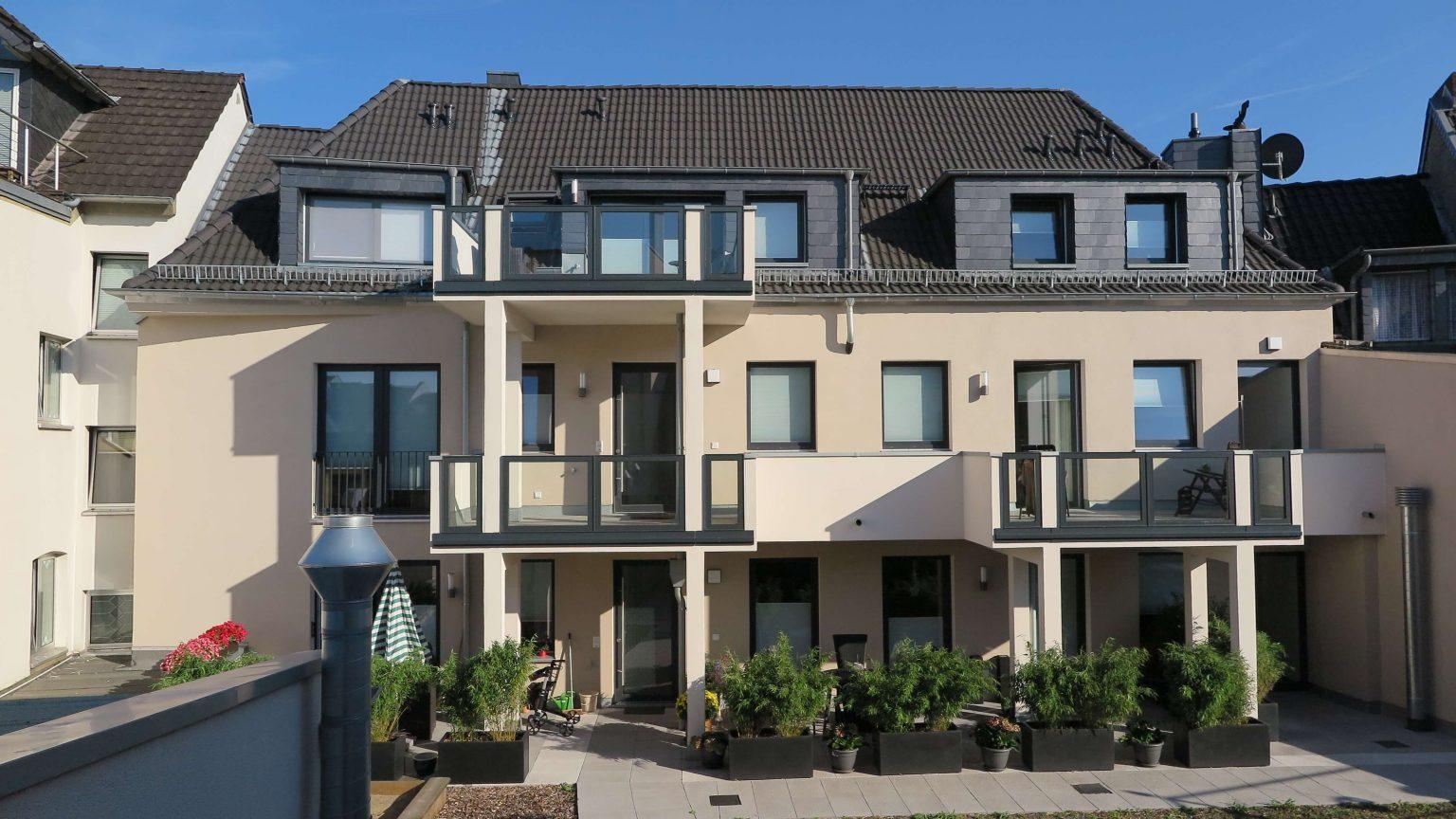 Architekt Koeln Sanierung Balkone
