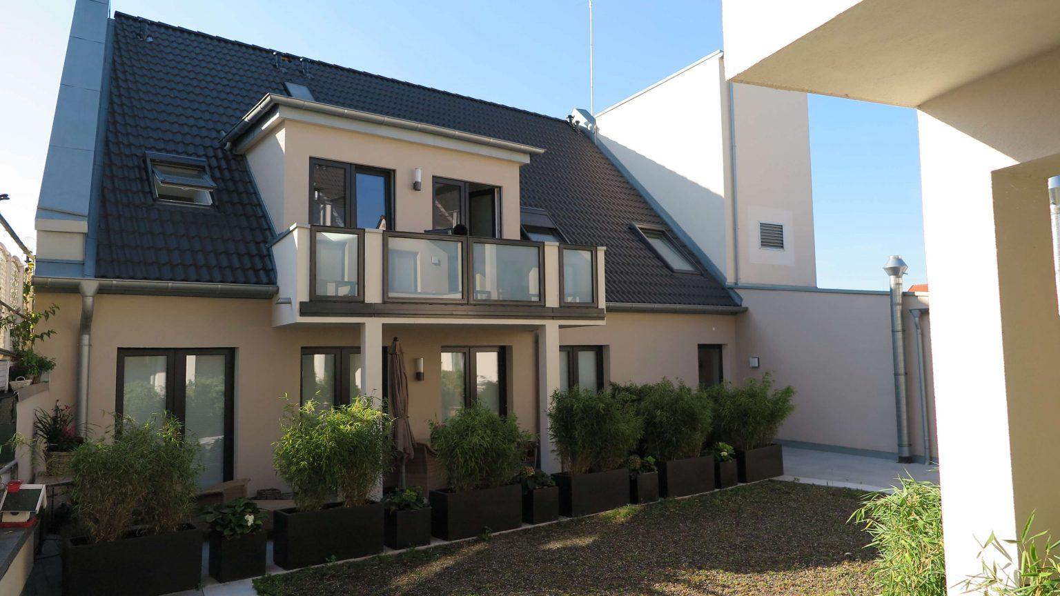 Architekt Koeln Sanierung Hinterhaus