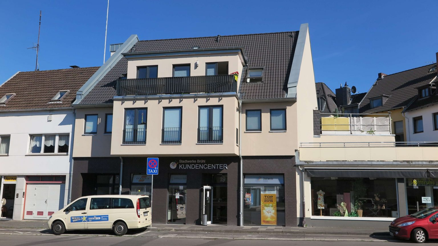 Architekt Koeln Sanierung Janshof
