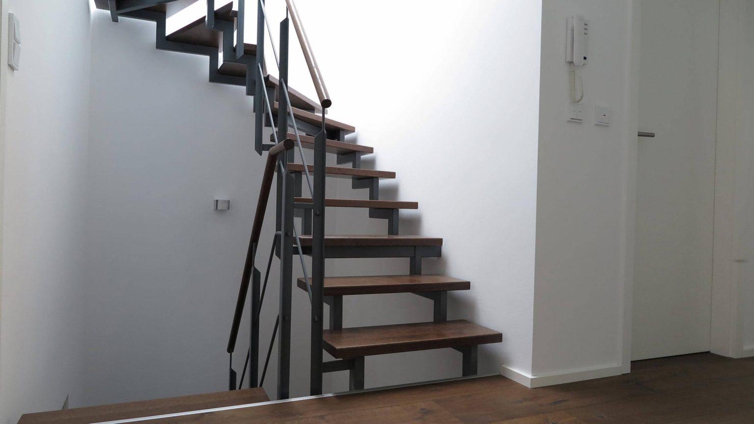 Architekt Koeln Treppe Wohnungsbau