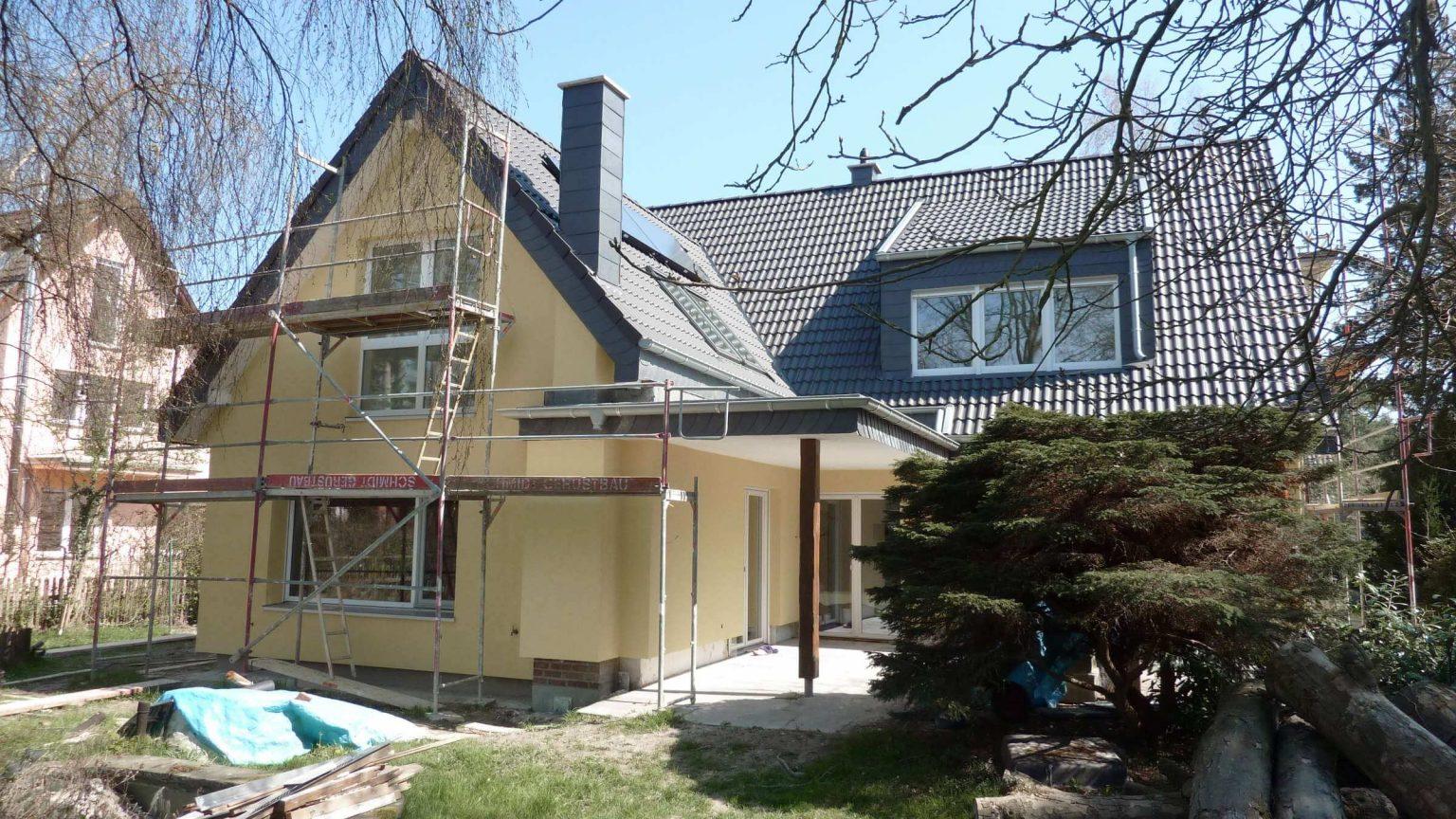 Architekt Koeln Umbau Fassade