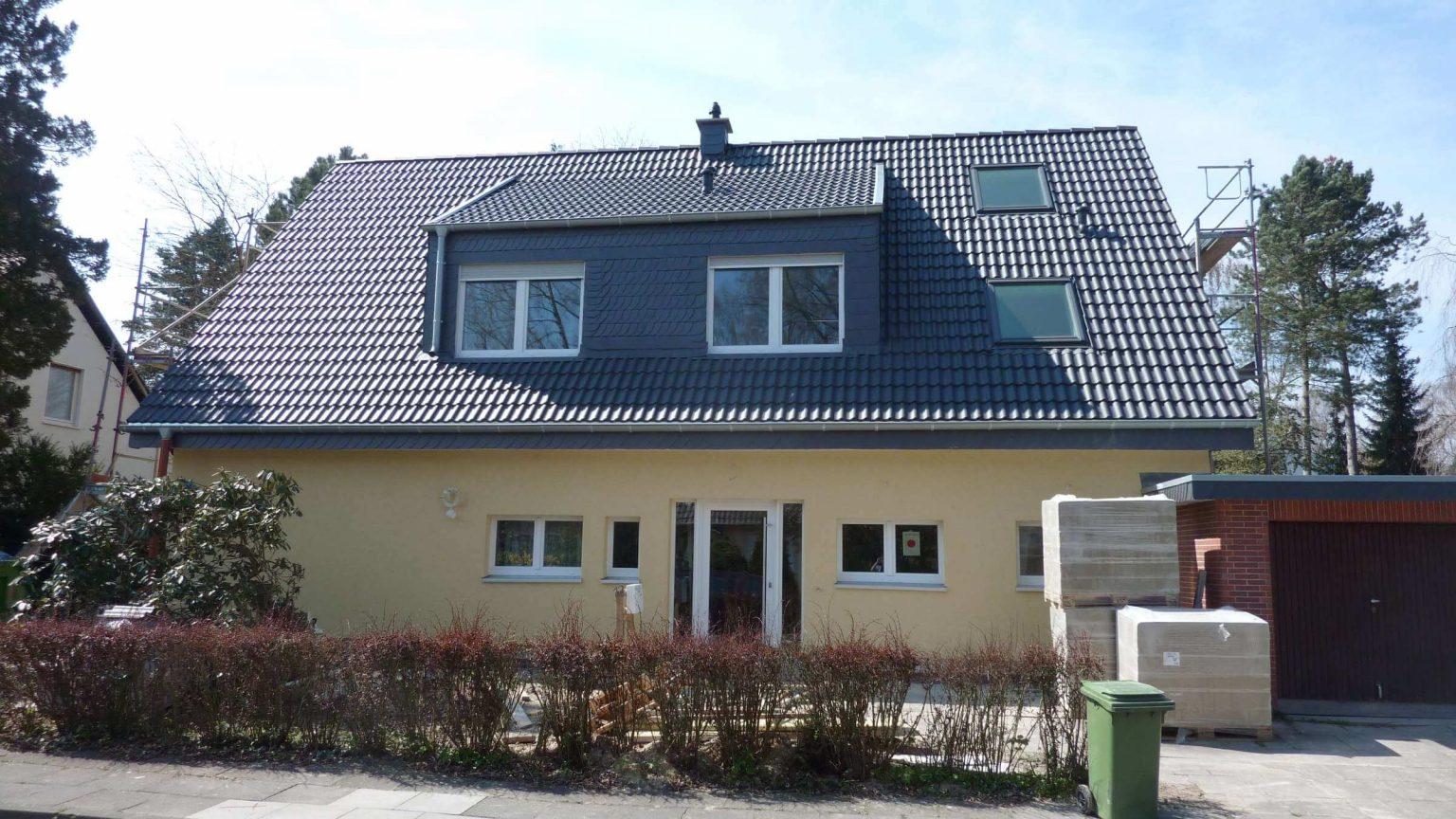 Architekt Koeln Umbau Roettgen