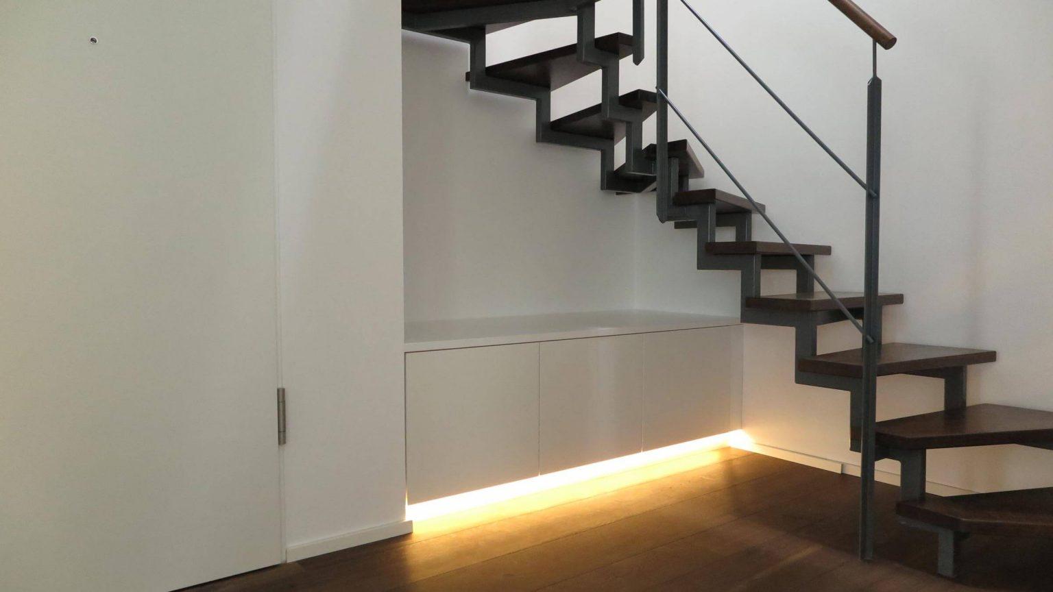 Architekt Koeln Wohnungbau Schuhschrank