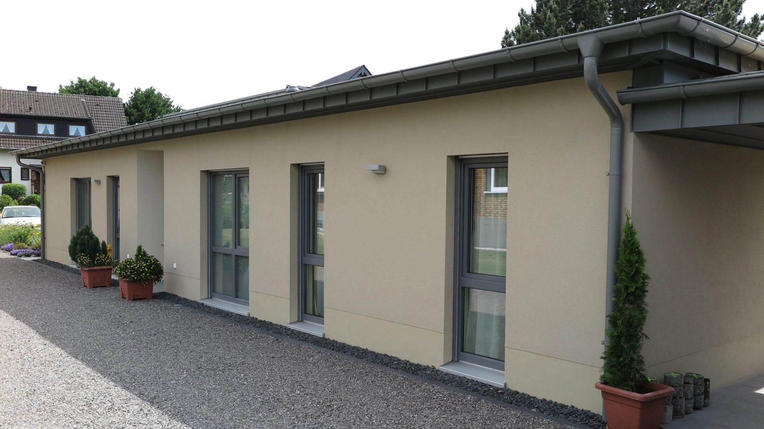 Architekt Koeln Wohnungsbau Einfamilienhaus