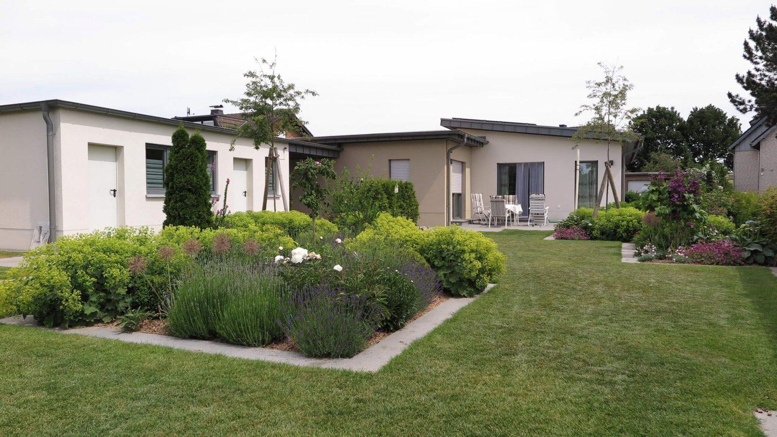 Architekt Koeln Wohnungsbau Garten