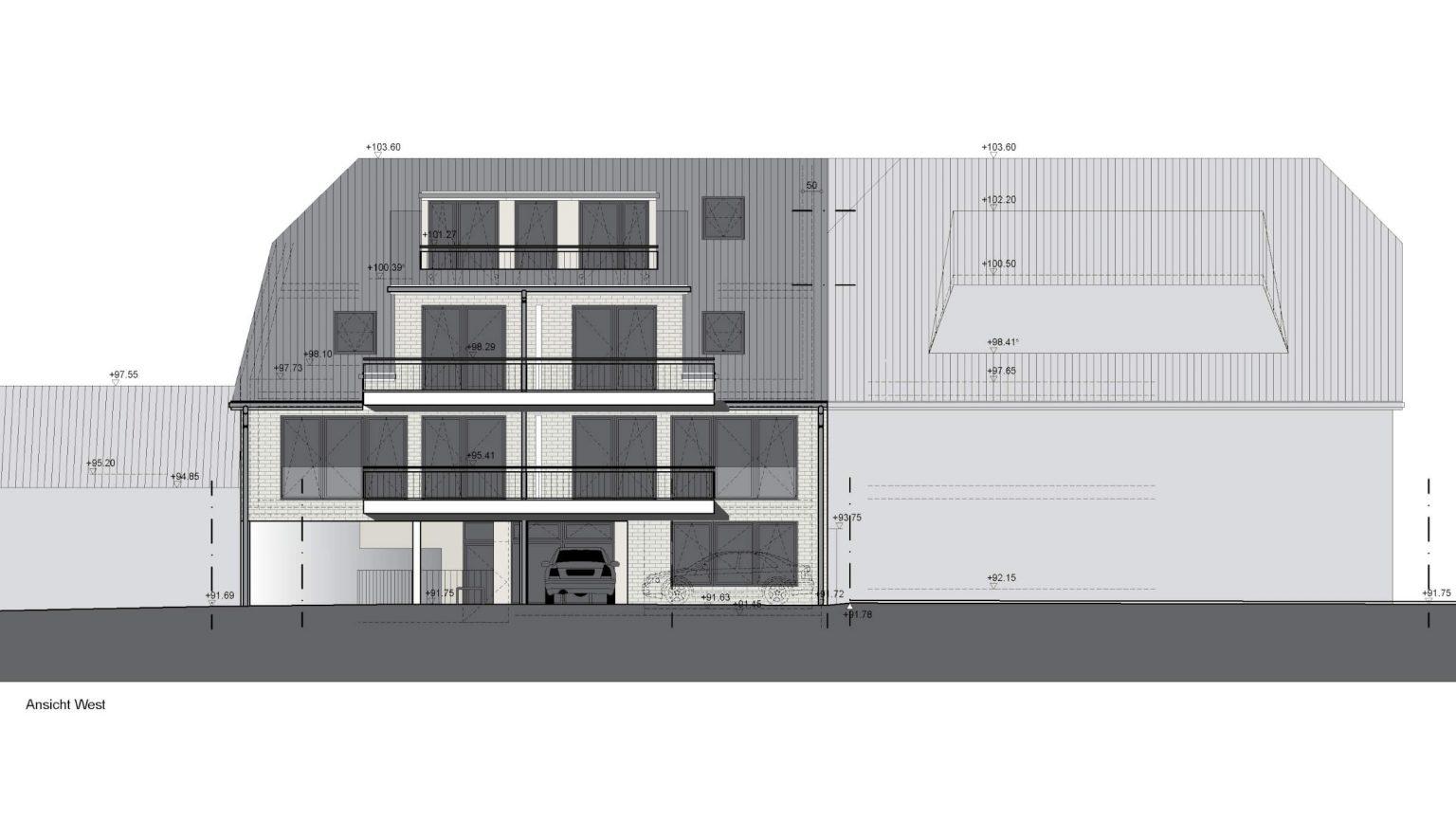 Architekt Koeln Wohnungsbau Hürth