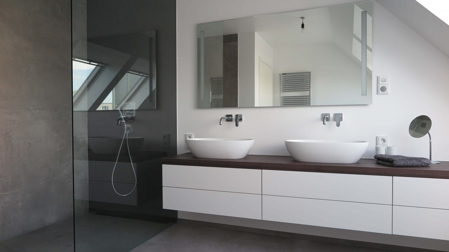 Architekt Koeln Wohnungsbau Waschtisch
