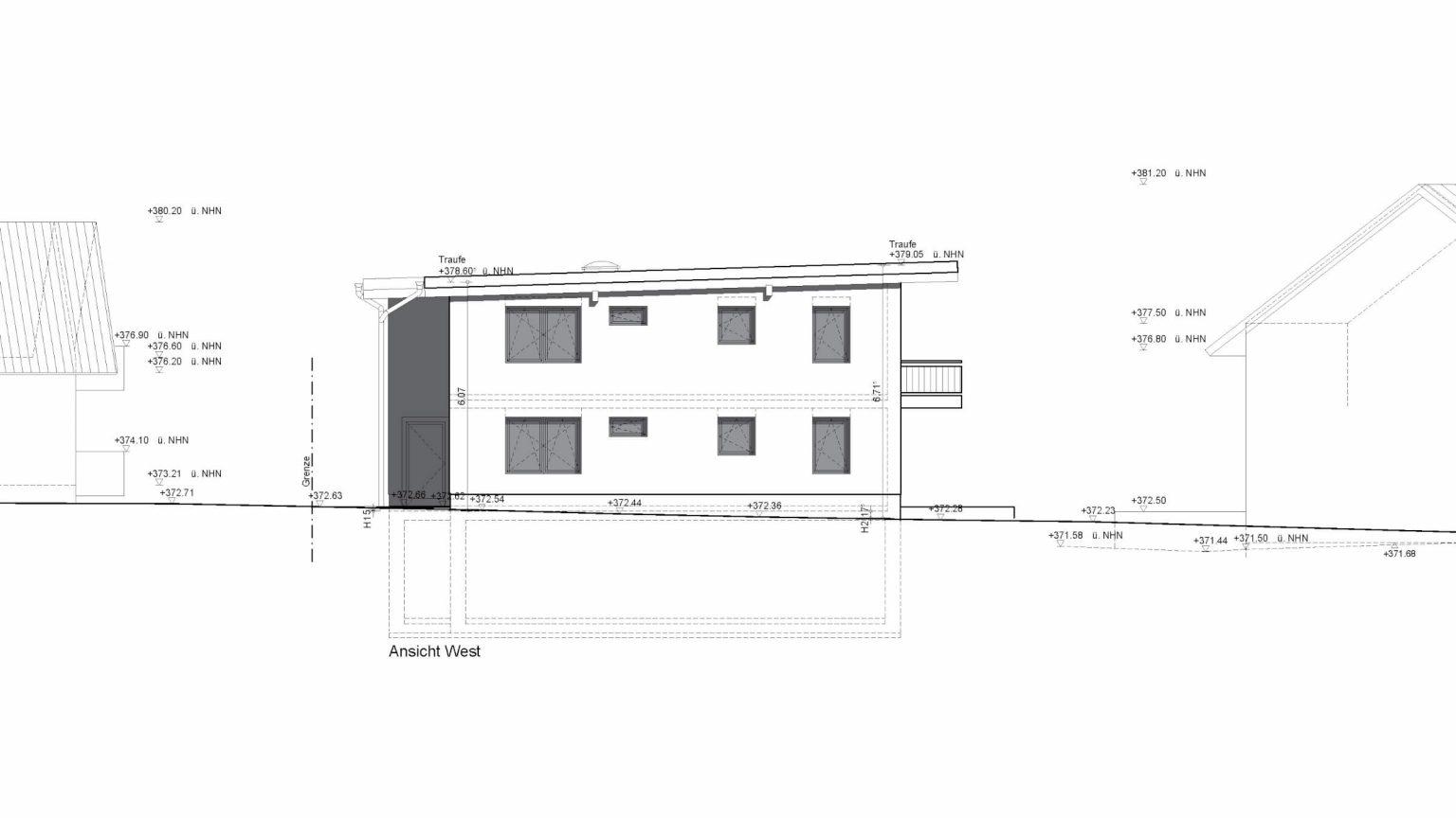 Architekt Koeln Wohnungsbau West