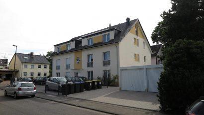 Architekt Wohnungsbau Garage