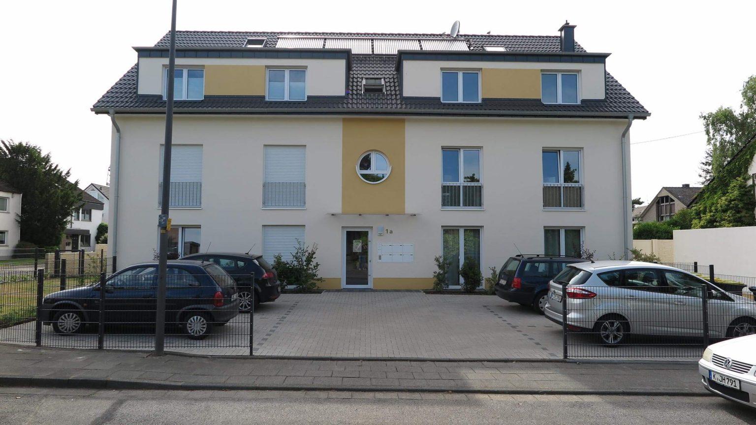 Architekt Wohnungsbau Wickrather